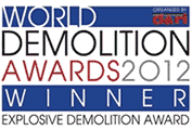 Demolition Awards 2012 Winner
